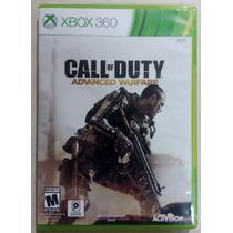 Call Of Duty Advanced Warfare Para Xbox 360