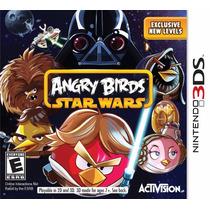Angry Birds Star Wars - Nintendo 3ds Nuevo Blakhelmet Sp
