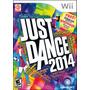 Just Dance 2014 Nintendo Wii Gaming Nuevo En Caja