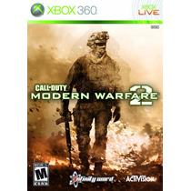 Call Of Duty: Modern Warfare 2 X-box 360 Venta O Cambio