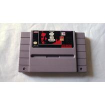 The Hunt For Red October Cartucho Para Super Nintendo Snes