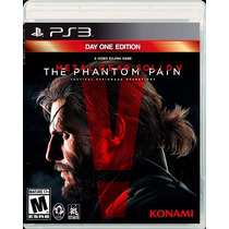 .: Metal Gear Solid V Phantom :. Para Ps3 En Start Games