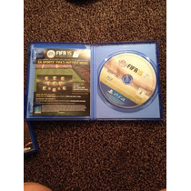 Fifa 15 Ps4 En Fisico Original Playstation Messi Champions