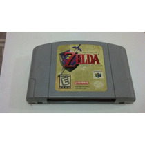 The Legend Of Zelda Ocarina Of Time Para N64