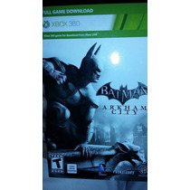 Tombraider , Batman Arkham City,