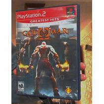 God Of War Para Playstation 2 Version 2 Discos