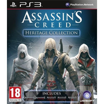 Assassns Creed 1,2,3,broterhood,revelations Ultimate Pack