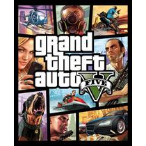 Grand Theft Auto V - Gta V Digital Para Pc - Cd Key