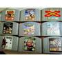 Lote De Juegos De Nintendo 64