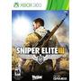 Sniper Elite 3 Para Para Xbox 360 Nuevo Sellado