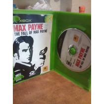 Un Juego De Xbox Clasico Max Payne