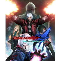 Devil May Cry 4 Special Edition Cd-key Steam Digital