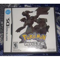 Pokemon Blanco O White Para Ds O 3ds