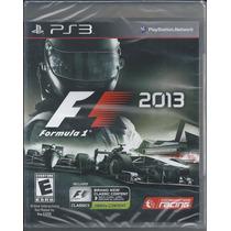 F1 2013 Para Playstation 3 Nuevo Importado
