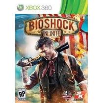 Bioshock Infinite Nuevo Sellado Xbox 360