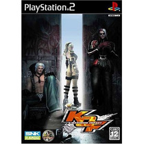 The King Of Fighters Maximum Impact Ps2 Japones