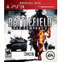 Battlefield Bad Company 2 Para Ps3 Nuevo Y Sellado Físico