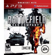 Battlefield Bad Company 2 Para Ps3 Nuevo Y Sellado Físico