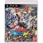 Gundam Extreme Vs Full Boost Ps3 Japones