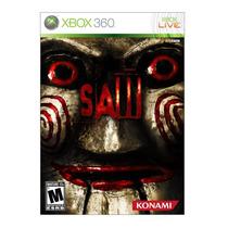 Saw El Juego Del Miedo Para Xbox 360 Usado Blakhelmet R E