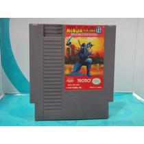 Ninja Gaiden 3 The Ancient Ship Of Doom - Nintendo Nes -