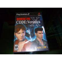 Resident Evil Code Veronica De Ps2