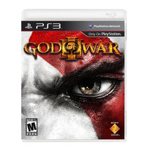 °° God Of War 3 Para Ps3 °° En Bnkshop