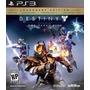 Destiny The Taken King Edicion Legendaria Ps3 + Dlc Suros