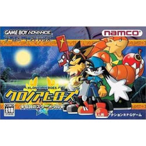 Klonoa Heroes Densetsu No Star Medal Gba Gameboy Advance