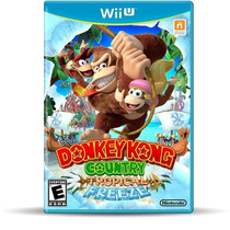 Donkey Kong Country Tropical Freeze. ¡sólo En Gamers!