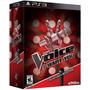 The Voice I Want You Microfono Playstation Ps3 Nuevo Sellado