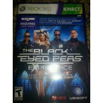 Black Eyed Peas The Experience Xbox 360 Excelente Condicion