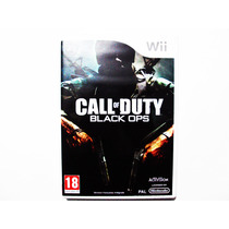 Call Of Duty Europeo - Nintendo Wii - Frances