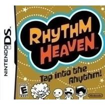 Rhythm Heaven Ds Sellado