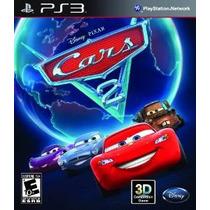 Cars 2: El Videojuego - Playstation 3
