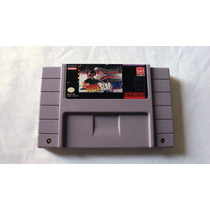 Super Slap Shot Cartucho Para Super Nintendo Snes Hockey