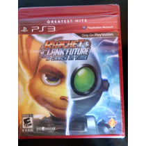 Ratchet And Clank Future A Crack In Time, Playstation 3 Nuev
