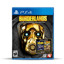 Borderlands The Hadsome Collection. Playstation 4