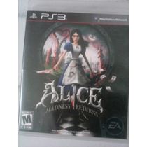 Combo Alice Madness Y House Of Dead Overkill