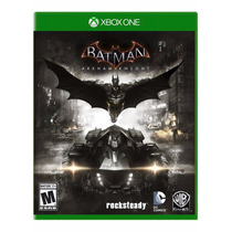 °° Batman Arkham Knight Para Xbox One °° En Bnkshop