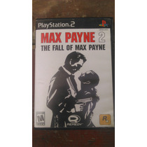 Max Payne 2: The Fall Of Max Payne Para Ps2