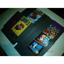 Nintendo Nes Trilogia Super Mario Bros + Dr Mario
