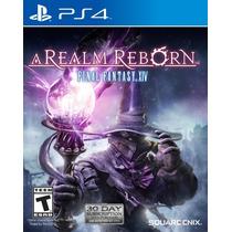 A Realm Reborn : Final Fantasy Xiv