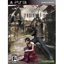 Resident Evil 4 Ps3 Hd En Español