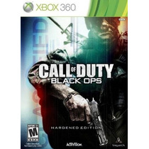 Call Of Duty Black Ops Hardened Xbox 360 Nuevo Citygame
