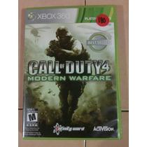 Call Of Duty 4 Modern Warfare - Xbox 360 - Game Freaks