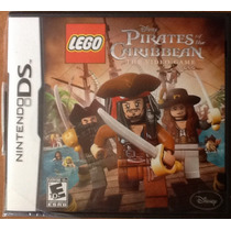 Lego Pirates Of The Caribbean Nintendo Ds + Regalo