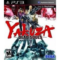 Yakuza Dead Souls Ps3 Nuevo Citygame