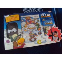 Pack Club Penguin Game Day Wii