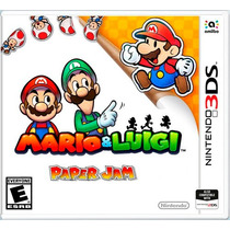 ..:: Mario & Luigi: Paper Jam ::.. Para 3ds Start Games.